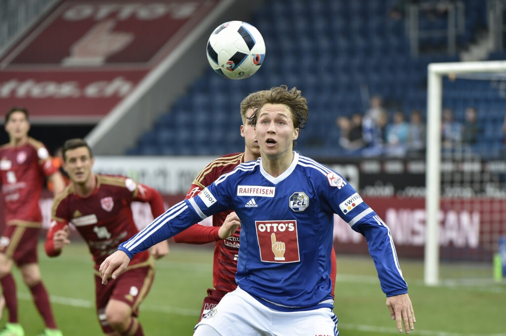 FOTO: FC Luzern (Martin Meienberger / freshfocus)