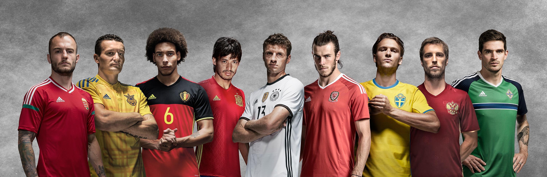 Adidas at UEFA EURO 2016