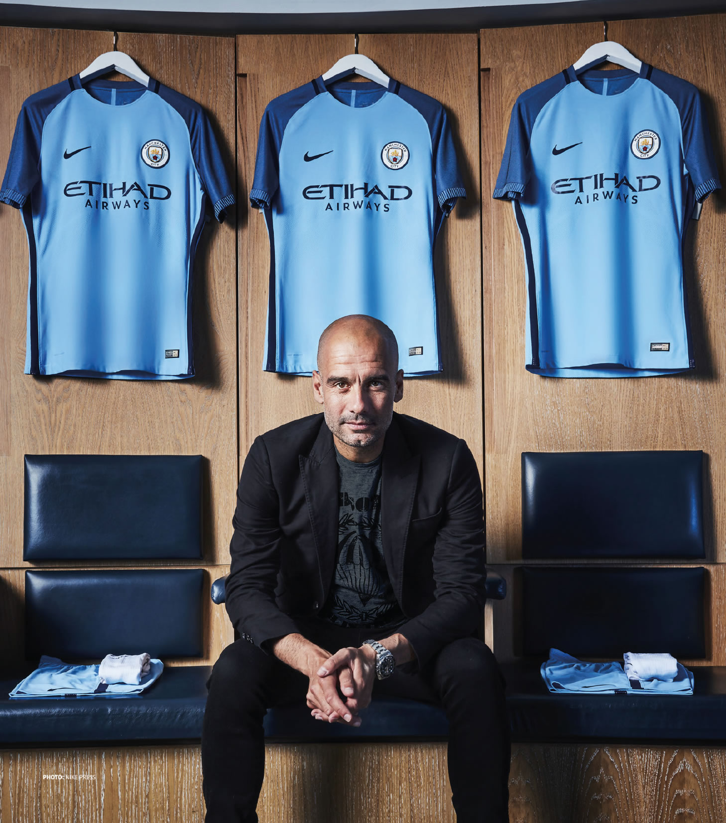 Pep Guardiola - Man-City