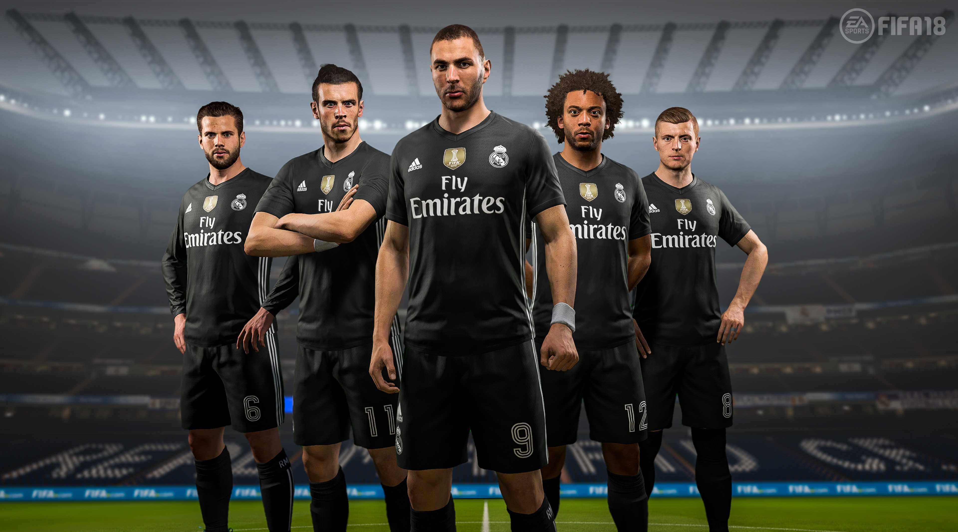 Real Madrid - Fifa18