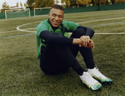 Kylian Mbappés erste Nike Kollektion