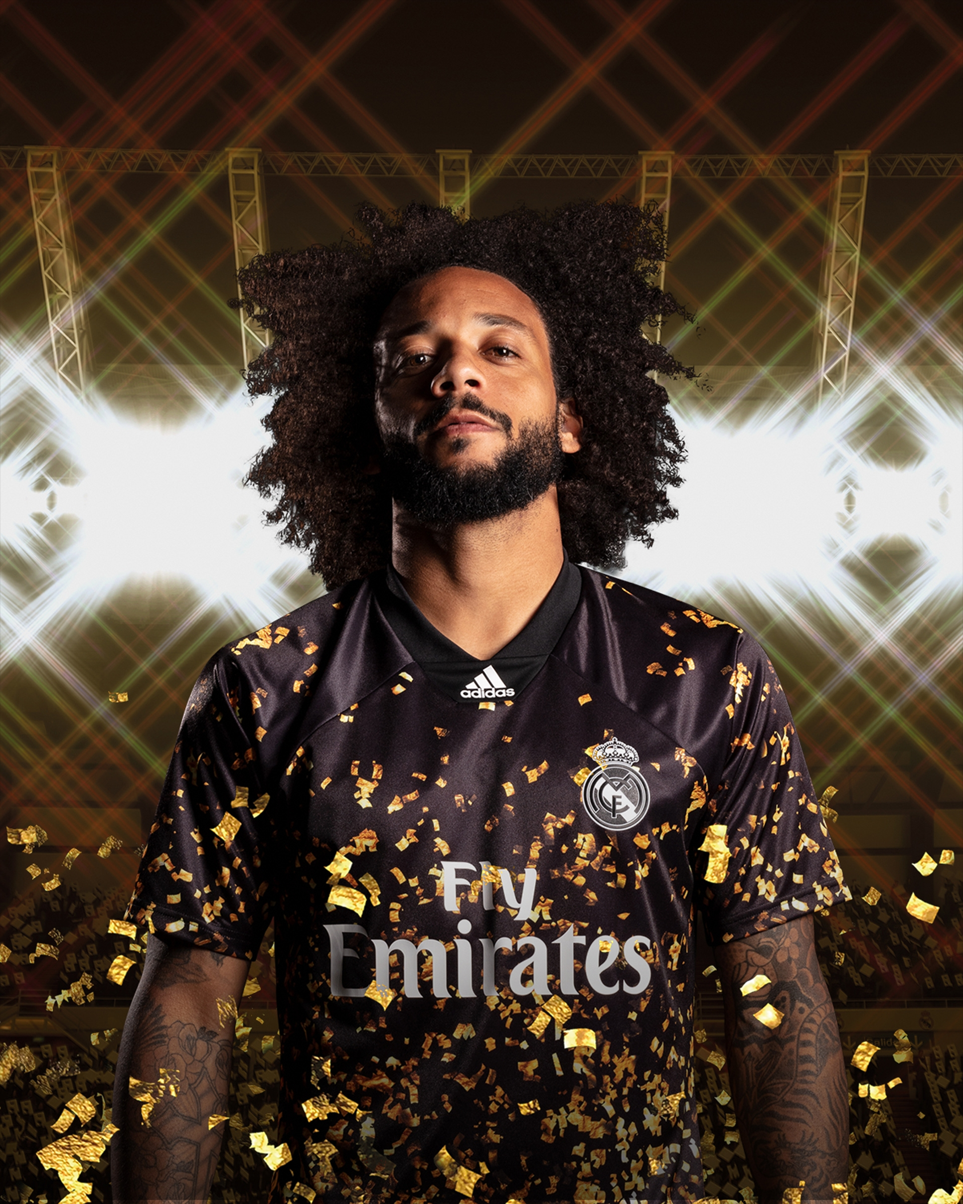 Marcelo - Real Madrid Adidas New Jersey