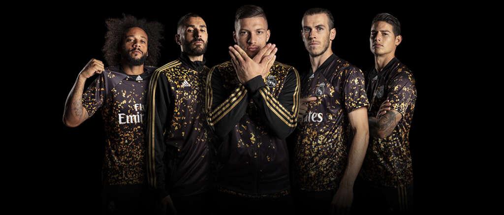 Adidas und Real Madrid
