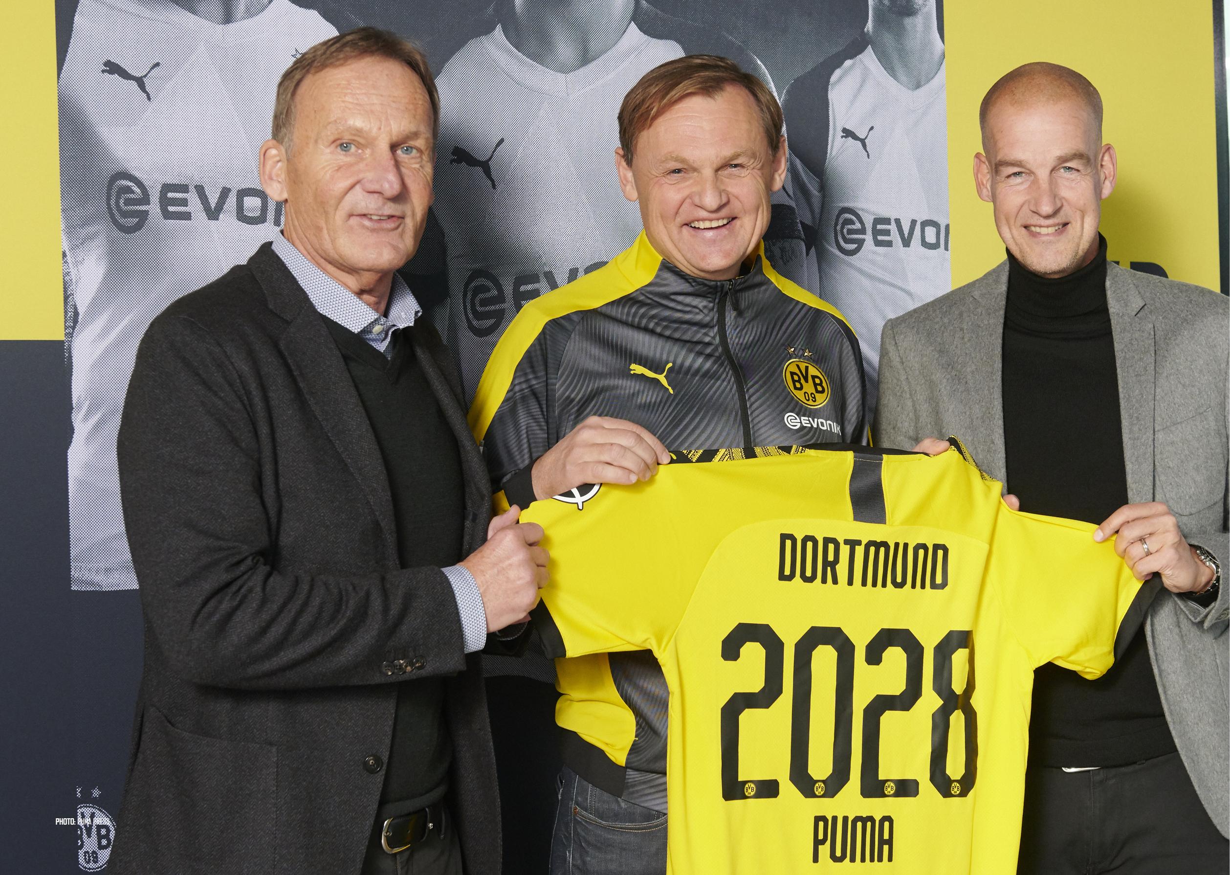 BVB Dortmund & Puma