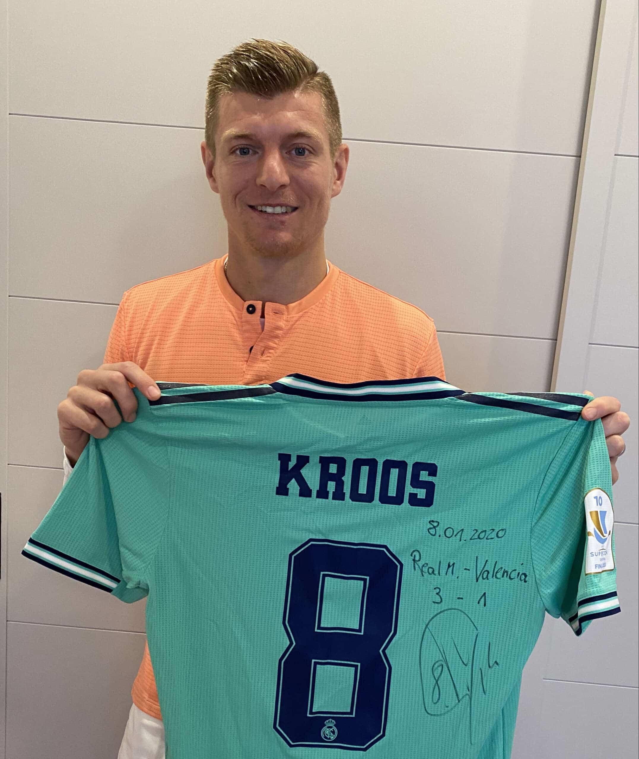 Toni Kroos - Supercup