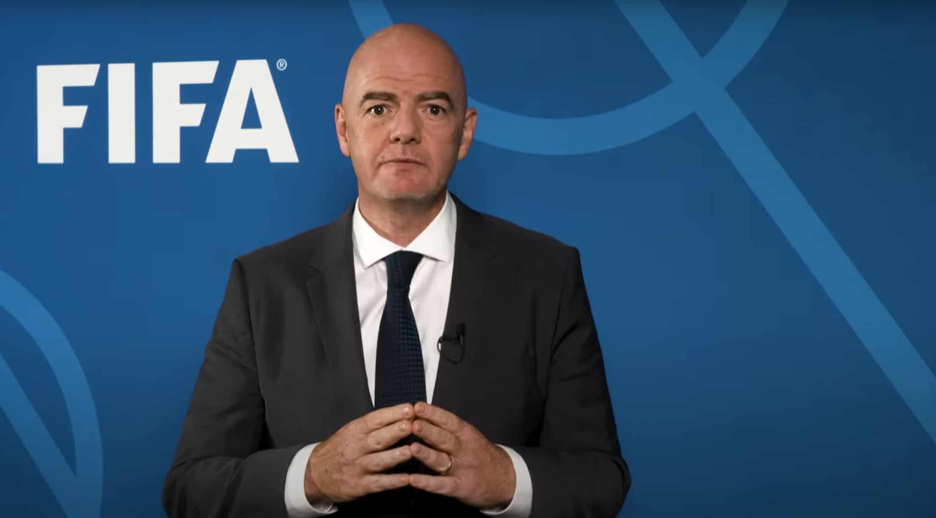 Fifa Präsident