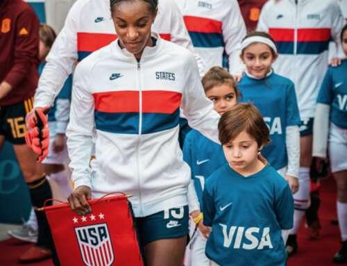 Förderung des Frauenfussball